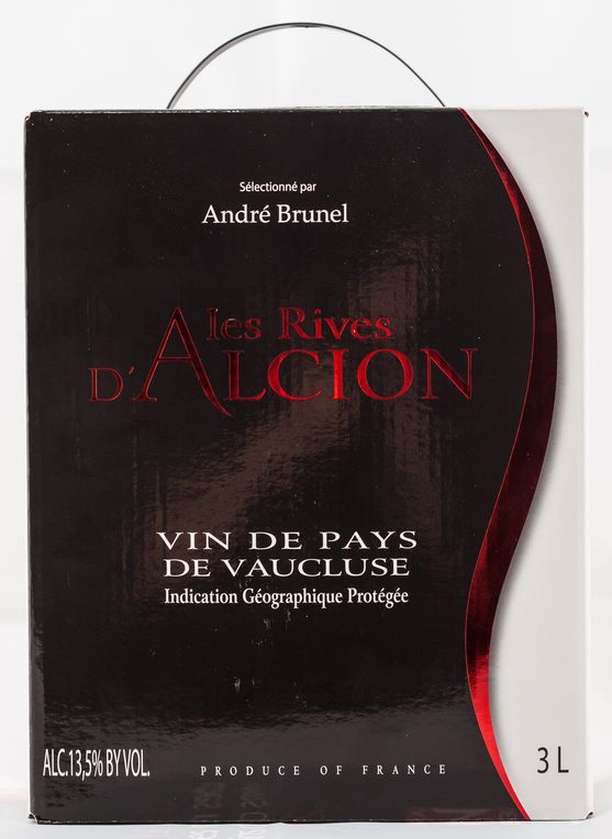 Bag In Box Rives d'Alcion André Brunel