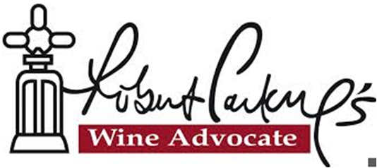 Robert Parker - Wine Advocate - Les Cailloux Rouge 2012 - 91 93 points