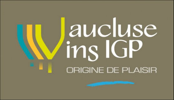 Vaucluse PGI marketing logo