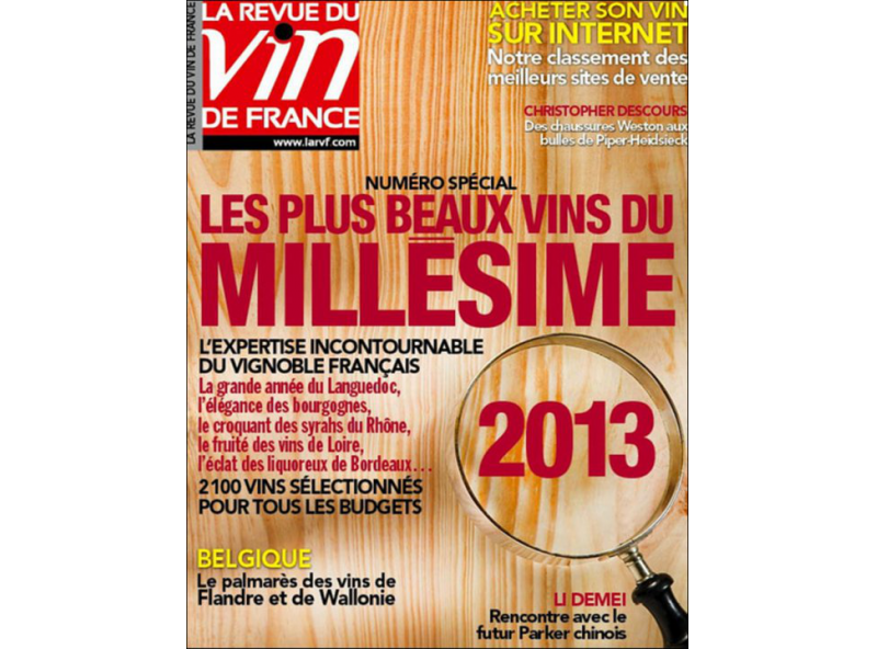 Cailloux Blank - 2013 Vintage - Great Success
