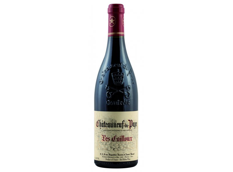 Les Cailloux Rouges 2012 - 91 points in Wine Spectator !
