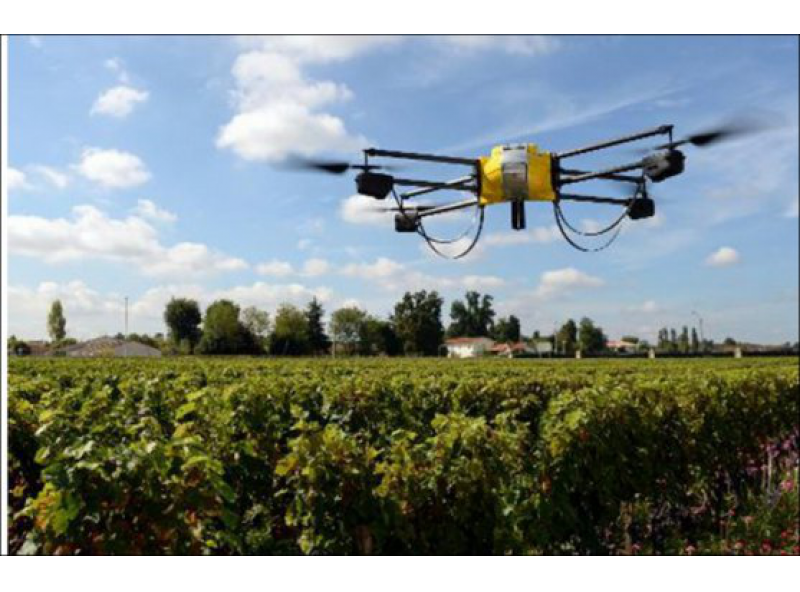 Viticulture and technology