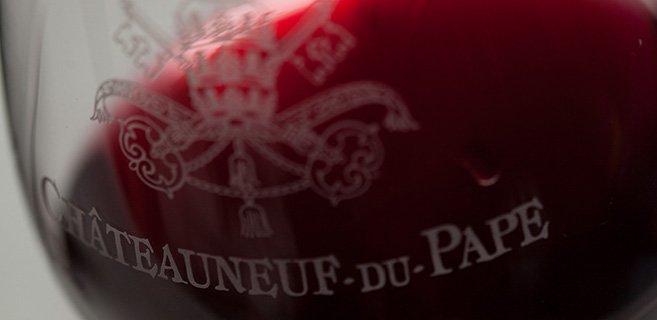 Armoiries de Chateauneuf du Pape